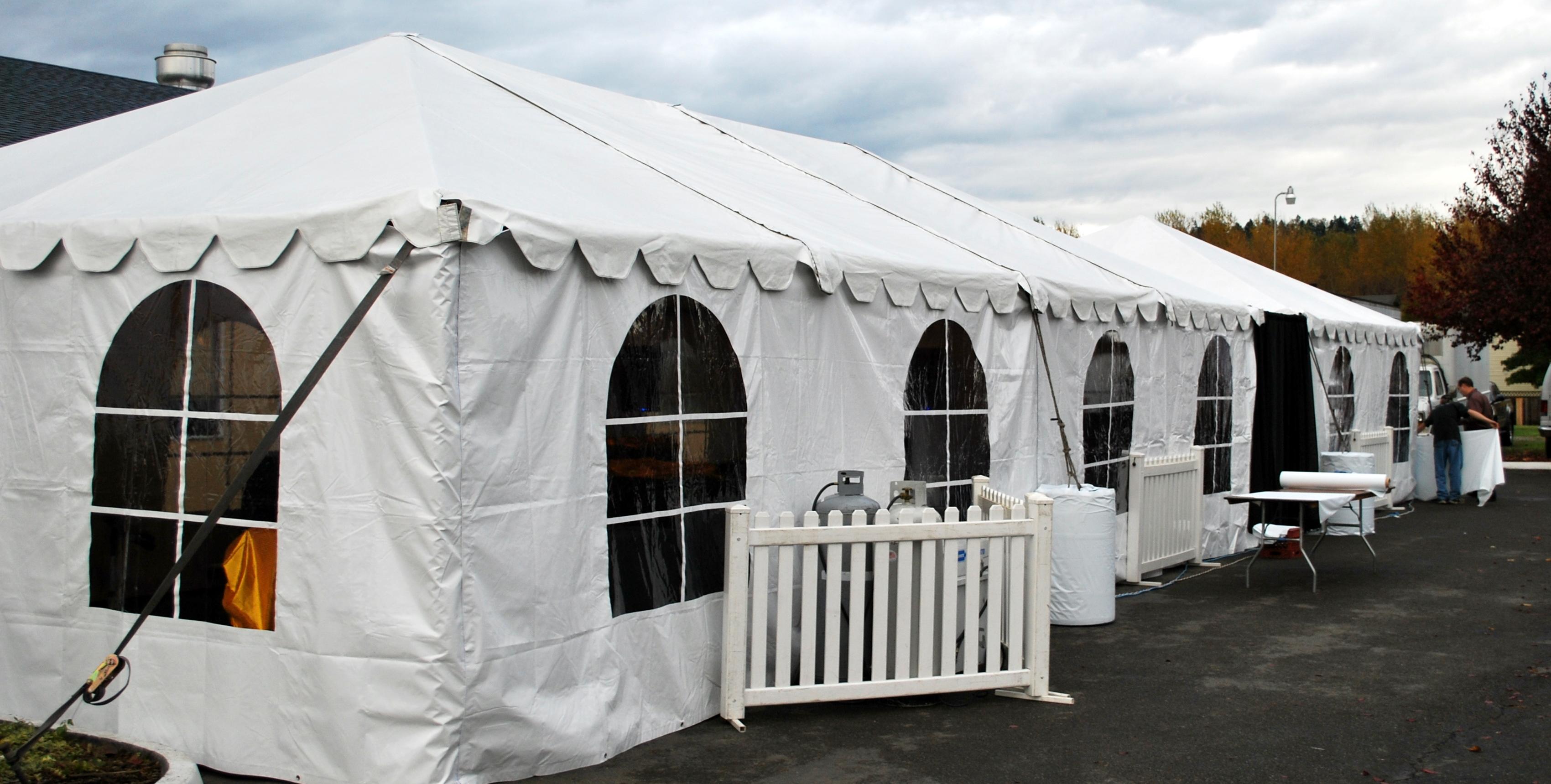 Tent Heater Clowns Unlimited